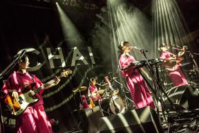 CHAIが大好きなアーティストを招く自主企画イベント〈春のCHAIまつり〉を東阪で開催