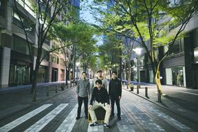 ソフトタッチが11年ぶりのアルバムを発売 アジカン後藤とTurntable Films井上がプロデュース
