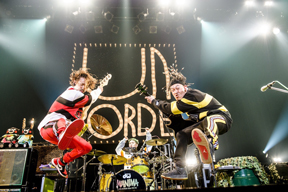 WANIMA、yonige、chelmicoが出演「unBORDE」7周年記念7大都市ツアーが仙台にて開幕