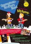 スパンピナート・ブラザーズ・バンドがビリー・ブレムナーを迎え来日公演を開催