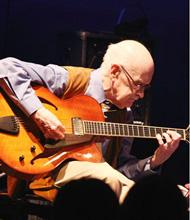 ジャズ・ギタリスト、ジム・ホールが死去