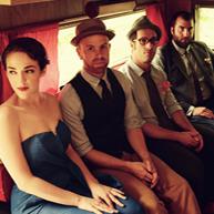 現代ジャズを代表するミューズ、ベッカ・スティーヴンス・バンドの待望の初来日公演がスタート