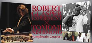 グラミー賞受賞アーティスト、ロバート・グラスパーと、世界の舞台で活躍する指揮者、西本智実の初共演が実現