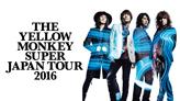 THE YELLOW MONKEYが再結成 16年ぶりの全国10都市アリーナ公演開催決定