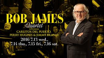 ボブ・ジェームスがカルテットを率いてブルーノート東京にて来日公演を開催中