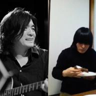直枝政広(カーネーション)と大橋裕之(漫画家)が初共演するDJイベントがcafe104.5で開催