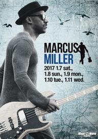 マーカス・ミラー、名古屋・大阪・東京を回るジャパン・ツアーの開催が間近に