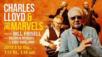 チャールス・ロイド、ビル・フリゼールらとの最新プロジェクトで来日公演を開催中