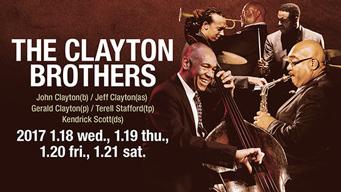 ジェラルド・クレイトン、ケンドリック・スコットらが参加 最新型クレイトン・ブラザーズの来日公演が開催中