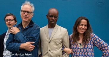 ビル・フリゼール、ペトラ・ヘイデンら最新作『星に願いを』のメンバーと6月に来日決定