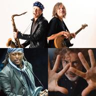 マイク・スターン / ビル・エヴァンス・バンド がダリル・ジョーンズとサイモン・フィリップスを迎えて公演開催