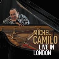 ミシェル・カミロ、初のソロ・ライヴ・アルバム『ライヴ・イン・ロンドン』を日本先行発売