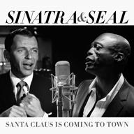 シール&フランク・シナトラ、クリスマス・シングル「サンタが街にやってくる」を配信リリース