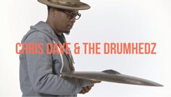 クリス・デイヴ&ザ・ドラムヘッズ、「ダット・フィーリン」のMVを公開