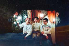 Yasei Collectiveらが参加するZA FEEDOが2ndEPを発表 リリース・ツアーも決定