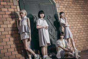 エレクトリックリボン、erica参加のラスト・シングル「COLOR*COLOR」を7月にリリース