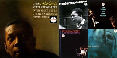 ジョン・コルトレーンのインパルス期の傑作5タイトルがSA-CDハイブリッド化 タワーレコード限定発売