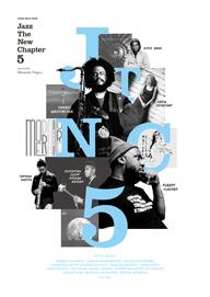 現在進行形のジャズを読み解くムック「Jazz The New Chapter」第5弾が登場