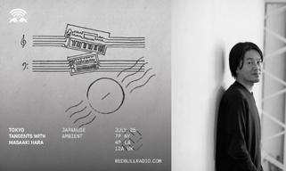 原 雅明が手がける新番組「Tokyo Tangents」がRed Bull Radioでスタート