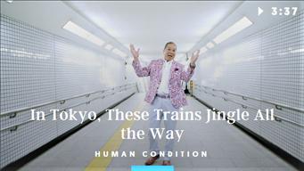 向谷 実、米Great Big Storyが公開した鉄道発車メロディ動画が話題に