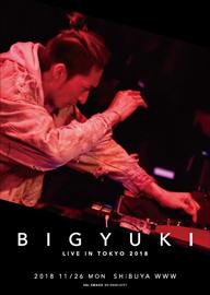 BIGYUKI、単独来日公演を東京・渋谷 WWWで開催