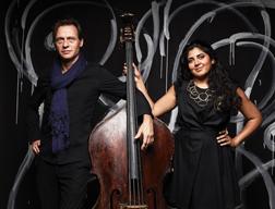 ニューヨーク出身のジャズ・シンガー、カヴィタ・シャーがフランソワ・ムタンとデュオ公演を開催
