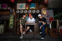 台湾のヒップホップ・グループ、頑童MJ116がライヴを配信 共演はAKLO、BAKER SHOP BOOGIE