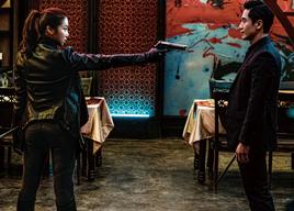 キム・オクビンが女殺し屋を演じたエクストリーム・アクション映画「悪女 / AKUJO」2018年に日本公開