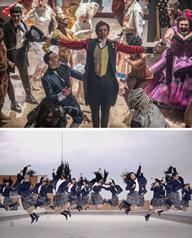 映画「グレイテスト・ショーマン」主題歌PVに登美丘高校ダンス部が登場