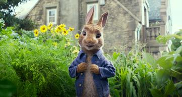 世界一有名なウサギ「ピーターラビット」がハリウッドで実写映画化