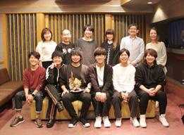 劇場版「えいがのおそ松さん」のアフレコ・レポート公開 〈おそ松さん総選挙〉がスタート