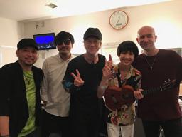 """""""ウクレレ少年""""近藤利樹、MONKEY MAJIKとのコラボ曲含むニュー・アルバムをリリース"""