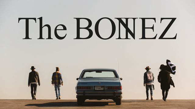 The BONEZ(JESSE and The BONEZ)