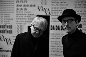 高橋幸宏と鈴木慶一によるTHE BEATNIKS、ライヴ・アルバムをリリース