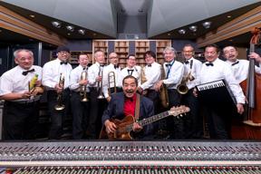吾妻光良 & The Swinging Boppersが8thアルバムをリリース レコーディング映像公開