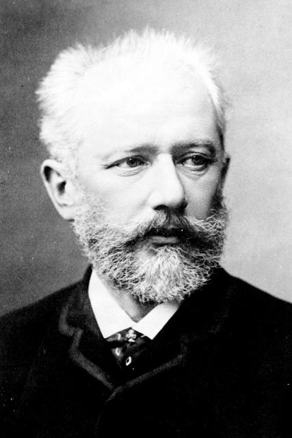 ピョートル・イリイチ・チャイコフスキー