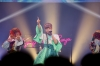 Jewelときゃりーぱみゅぱみゅが〈めざましライブ〜日本お元気キャラバン in 大船渡〉に出演