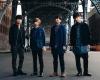 Official髭男dism、メジャー1stアルバム発売記念「ネックストラップキャンペーン」を実施