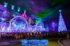 関ジャニ∞が開幕宣言、冬の期間限定イベント「ユニバーサル・クリスタル・クリスマス」開幕