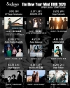 Suchmos、対バン・ツアー最終ラインナップ発表 新たにMr.Childrenとハナレグミ出演決定
