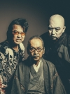 人間椅子、海外ライヴ後の春ツアーは和嶋慎治、鈴木研一の出身の弘前からスタート