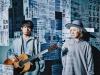 吉田山田、ベスト・アルバム『吉田山田大百科』新ヴィジュアルと全収録曲を発表