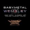 BABYMETAL、オンラインライヴ第2弾「LIVE AT WEMBLEY」開催