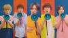 CUBERS、ソーシャルディスタンスを生かした新曲「Yeah! 僕らは変わらない」MV公開