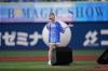 大原櫻子、横浜スタジアムにて観衆を前にニュー・シングル「#やっぱもっと」を熱唱
