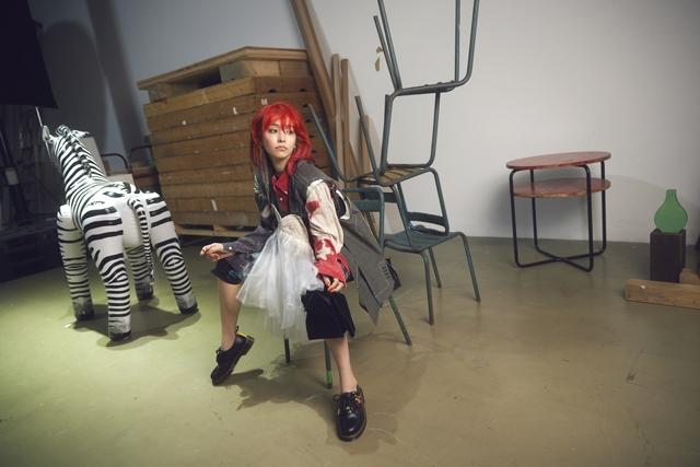 LiSA(ex-Girls Dead Monster)