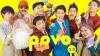 「povo2.0」新CMに霜降り明星、空気階段、ハラミちゃんら出演 CMソングはCreepy Nutsの新曲