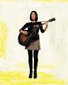 片岡知子が音楽を手がけたアニメ『スキマの国のポルタ』サントラLP発売を記念して細野晴臣、鈴木慶一らからコメント