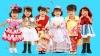 """3歳の歌姫""""村方乃々佳ちゃん""""が七五三衣装で七変化 WEB動画「HappyBirthday七五三のうた」公開"""