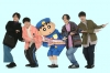 マカロニえんぴつ、新曲が『映画クレヨンしんちゃん 謎メキ!花の天カス学園』主題歌に決定